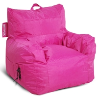 Big Maxx Mega Bean Bag Armchair - Pink