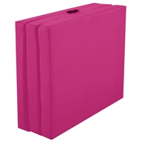 Junior Foldable Playmat - Hot Pink