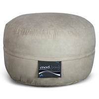 Mod Pod Bean Bag for Kids - Fawn Suede