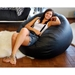 Classic Black Extra Large Bean Bag - EL-30-9503-301
