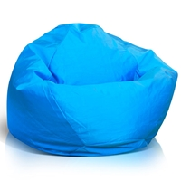 Classic Medium Bean Bag in Blue