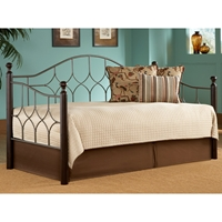 Bianca Twin Daybed with Solid Hardwood Posts