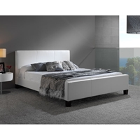 Euro Bed with Side Rails