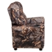 Fabric Kids Recliner Chair - Cup Holder, Camouflaged - FLSH-BT-7950-KID-CAMO-GG