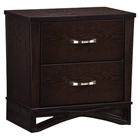 Fairmont Nightstand, Dark Cappuccino