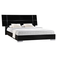 Hailey Bed in Black