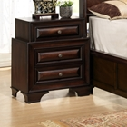 Sarina Nightstand - Varnish Oak