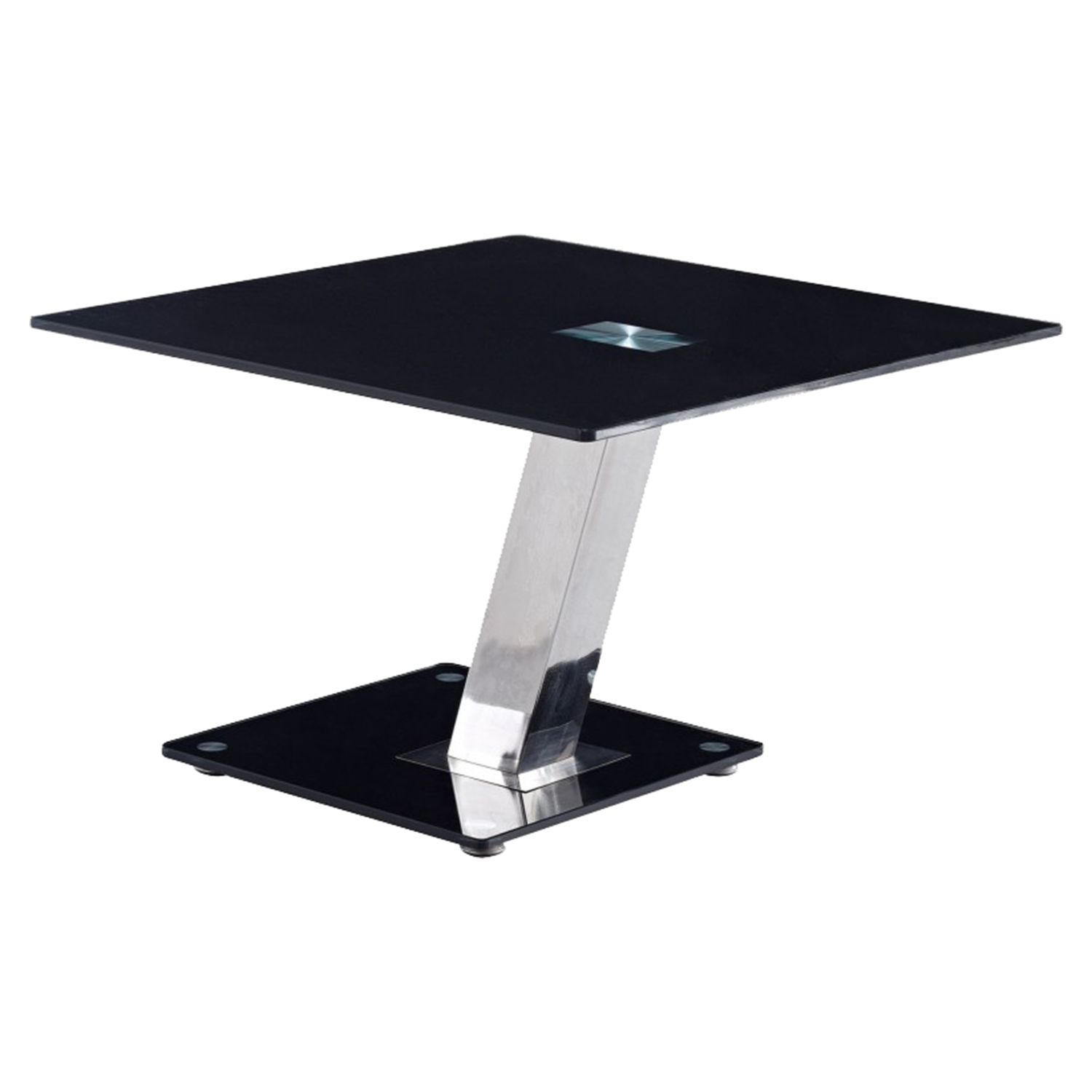 Briana End Table - Black
