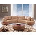 Kelsey Coffee Table - Cappuccino/Mahogany - GLO-T918C-U5