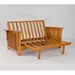 Manhattan Cherry Oak Futon Frame - GB-AOCR