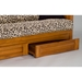 Portland Cherry Oak Futon Set - GB-AOFA-SET#