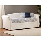 Montgomery Upholstered Daybed & Trundle - White