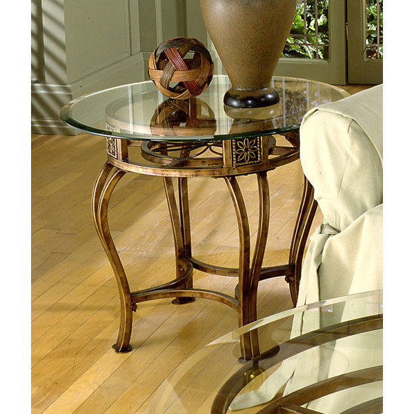 Scottsdale End Table - HILL-40384OTE