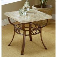 Brookside Fossil End Table