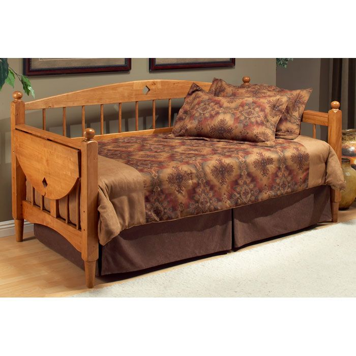 Dalton Daybed with Side Tray - HILL-1393DBLH
