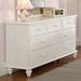 Westfield 7-Drawer Wood Dresser - HILL-1354-716