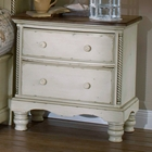 Wilshire Wood Nightstand