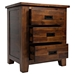 Coolidge Corner 3-Drawer Nightstand - JOFR-1503-90