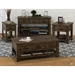 Cannon Valley 3-Drawer Cocktail Table - JOFR-1510-1