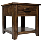 Cannon Valley Square End Table