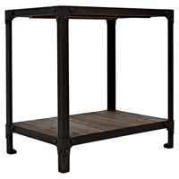 Franklin Forge Chairside Table