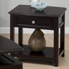 Coronado End Table - Espresso