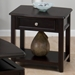 Coronado End Table - Espresso - JOFR-319-3