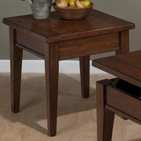 Dunbar Oak End Table