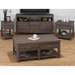 Falmouth Chairside Table - Weathered Gray - JOFR-535-7