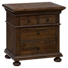 Geneva Hills 3-Drawer Nightstand