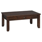 Urban Lodge Cocktail Table - Brown