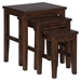 Urban Lodge Nesting Tables - Brown - JOFR-731-7