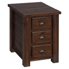 Urban Lodge Chairside Table - Brown
