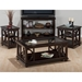 Panama End Table - Cherry - JOFR-966-3