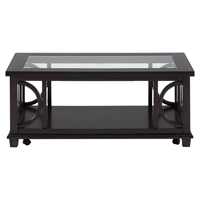 Panama Cocktail Table - Cherry