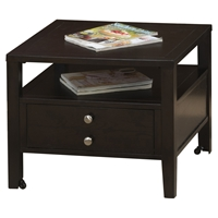Hamilton Bunching Cocktail Table - Espresso