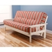 Monterey Complete Full Size Futon Set, Premium Cover - KDF-MNTRY-SET-PRM#