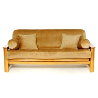 Gold Nugget Futon Cover