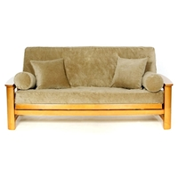 Gold Rust Futon Cover - Full Size
