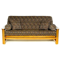 Mosaic Futon Cover - Full Size