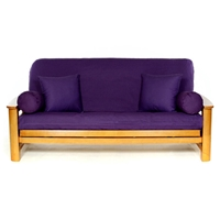 Purple Futon Cover - Full Size