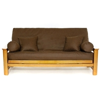 Rawhide Earth Futon Cover