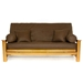 Rawhide Earth Futon Cover - Full Size - LSC-E-RAWHIDE-EARTH