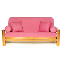 Roseblush Futon Cover - Full Size