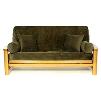 Sage Futon Cover - Full Size