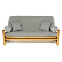 Smoke Futon Cover - Full Size