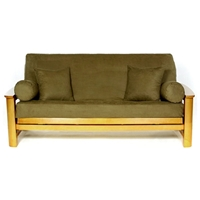 Microfiber Sussex Olive - Full Size