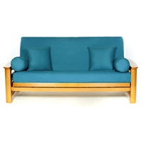 Teal Futon Cover - Full Size