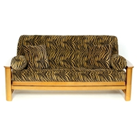 Tiger Futon Cover