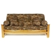 Timber Wolf Futon Cover - Full Size - LSC-J-TIMBER-WOLF